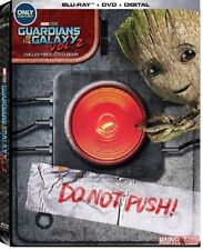 Guardians of The Galaxy Vol 2 Blu-Ray+DVD+Digital BestBuy SteelBook Edition
