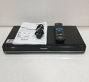 PANASONIC DMR-XW385 DVD Recorder 320GB HDD High Definition Twin Tuner w/ Remote