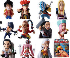 ONE PIECE collection 12 Figures full set bandai PERONA BONNEY MIHAWK KILLER mint