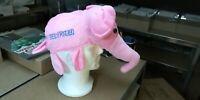 TRANSPORT OFFERT !!!! CASQUETTE CHAPEAU - FORME ELEPHANT DELIRIUM TREMENS - NEUF