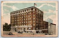Y.M.C.A Building in Springfield, Massachusetts Divided Back Early Postcard