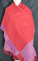 Wrap Warm yak wool scarves stole shawl scarf cotton cashmere wrap nepal  SRP12