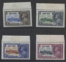 HONG KONG - 1935 SILVER JUBILEE SET MNH SG.133-136  (REF.A7)