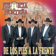 Justicia Nortena : De Los Pies a La Frente CD