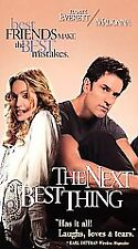 The Next Best Thing (VHS, 2000) Madonna 108 min.