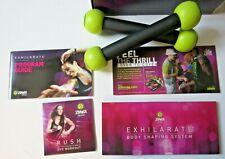 Zumba Fitness: Exhilarate! 5 Dvd Set + 2 Toning Sticks