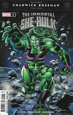Immortal She-Hulk Comic 1 Cover A Joe Bennett First Print 2020 Al Ewing Marvel