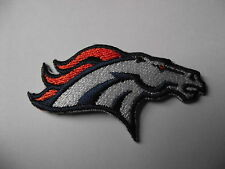 Denver Broncos NFL Team Patch, Embroidered, Iron or Sew on