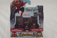 Marvel Minimates - Walgreens Exclusive: Jet Pack Spider-Man & Squirrel Girl Set