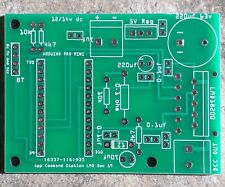 DCC Controller -PCB for sale.Full App and free version available.