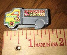 Barbie Kelly Doll House Baby Nursery Happy Family Toy 1999 Diorama-Silver Truck