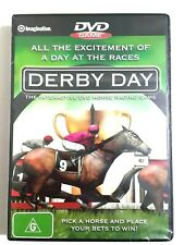Derby Day The Interactive DVD Horse Racing Game New Factory Sealed