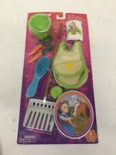 My Life As Horse Care Playset Grooming Tools Toys Accessories Pony Children New