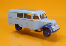 Busch 51851 IFA Robur Garant K 30 Halbbus blau - Scale 1:87