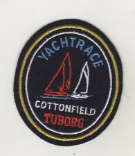 Sew-On Patch Patches Tuborg Yachtrage Cottonfield