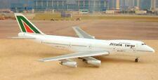 Aviation AV4742025 Alitalia Cargo Boeing 747-243B N518MC Diecast 1/400 Jet Model