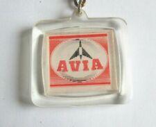TBE PORTE CLE VISIOMATIQUE AVIA essence vintage ancien keychain ds 2cv LE HAVRE