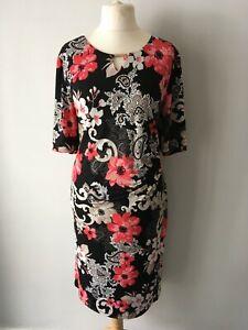 Pretty David Emanuel dress, size 22