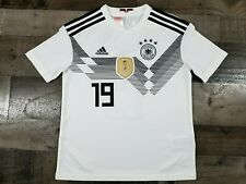 Germany Mario Gotze 2017 Soccer Jersey Boys Youth M World Cup
