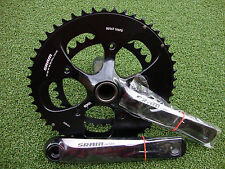 SRAM Double Chainring Chainsets & Cranks
