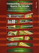 Compatible Christmas Duets Winds Flute Querflöte Oboe Noten
