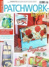 Lena`s Patchwork PW 021 Patchwork-Taschen - Dekorative Begleiter