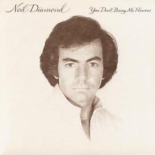 NEIL DIAMOND You Don't Bring Me Flowers POP VINYL LP STEREO © 1978