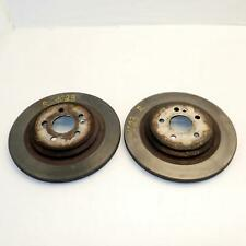 Brake Discs Rear (Ref.1023) Mercedes ML 270 Cdi W163