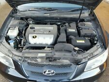 Motor 2.0 CVVT 144PS G4KA KIA CARENS MAGENTIS HYUNDAI SONATA 45TKM UNKOMPLETT