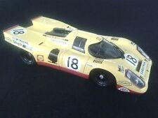 Norev Porsche 917K 1970 1:18 #18 David Piper / Gijs van Lennep 24h Le Mans (MCC)