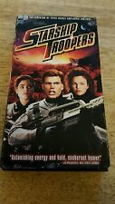 STARSHIP TROOPERS -VHS - 98' CLASSIC VIDEO