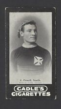 CADLE - FOOTBALLERS - C POWELL, NEATH