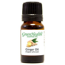 10 ml Ginger Essential Oil (100% Pure & Natural) - GreenHealth