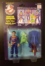 Kenner The Real Ghostbusters Power Pack Heroes Winston Zeddmore Moc