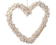 Girlanden in Weiß für Hochzeitdekoration