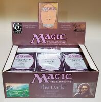 The Dark Booster pack x 1 NEW from Freshly Opened Box MTG Magic the Gathering