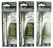 Fisher Space Pen 3 mines noir moyenne