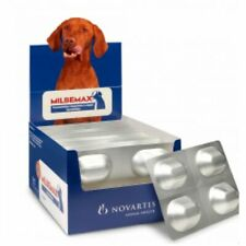 Milbemax para perros de 5 a 25kg 4 Comprimidos masticables -  (es)