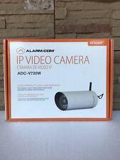 ALARM.COM ADC-V720W Wireless Outdoor IP Bullet Infrared Night Vision IR Camera