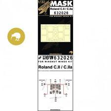 HGW 632026 1/32 Roland C.II & C.IIa Propeller Paint Mask (WNW)