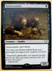 MTG: DDQ 'Gravecrawler' Rare - #059 - VLP