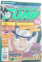 🔥Shonen Jump Naruto Manga Magazine July 2007 Volume 5 Issue 7 # 55