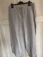 Oska linen trousers