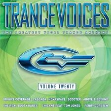 Trance Voices 20 (2006) Groove Coverage, Cascada, DJ Klubbingman, Novas.. [2 CD]