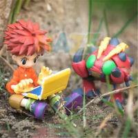 Digital Monster Izumi Koushiro Tentomon Q Ver. PVC Figure Toy New