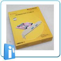 Tarjeta Controladora 2 x USB 3.0 Pci Express DeLock Low Profile 89277