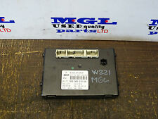 MERCEDES S 320CDI  W221 A/C BLOWER CONDITION CLIMATE CONTROL MODULE A2218709987