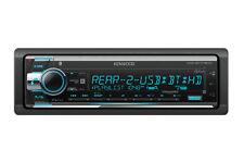 Kenwood Single-DIN Bluetooth CD AM/FM HD Radio SiriusXM-Ready Car Audio Receiver
