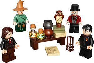 LEGO 40500 Wizarding World Minifigure Accessory Set FREE SHIPPING