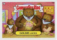 Garbage Pail Kids Mini Cards 2013 Base Card 75a GOLDIE Locks